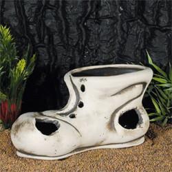 Alter Schuh 21x11cm