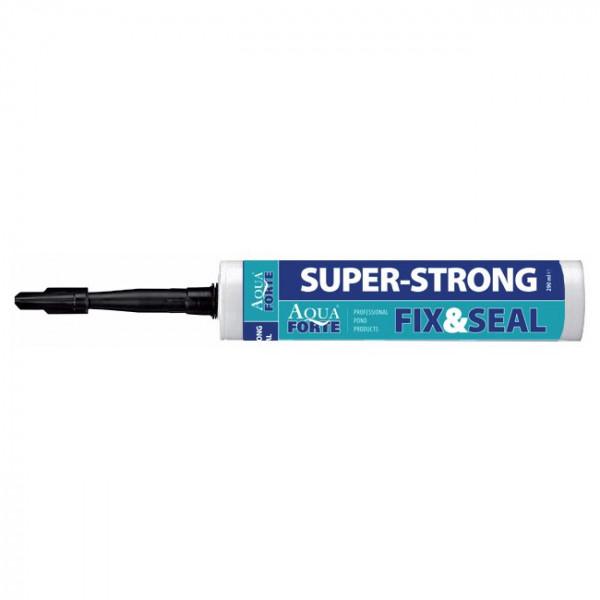 Superstrong Kleber Schwarz 290 ml