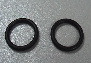 Satz O-Ringe für Adapter