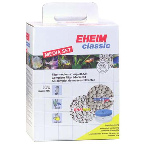 Filtermedien Set für Eheim Classic 600 / 2217