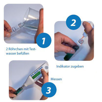 Söll Aqua-Check Photometer