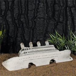 Schiffs Wrack 32x12cm