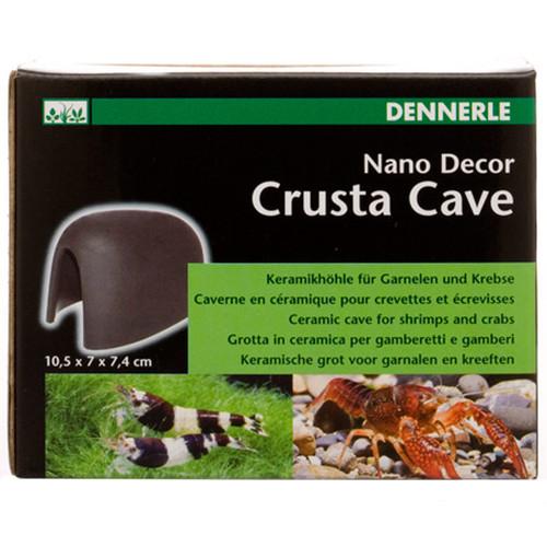 Dennerle Nano Decor Crusta Cave M - Offene Muschel