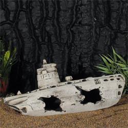U-Boot Wrack 28x13cm