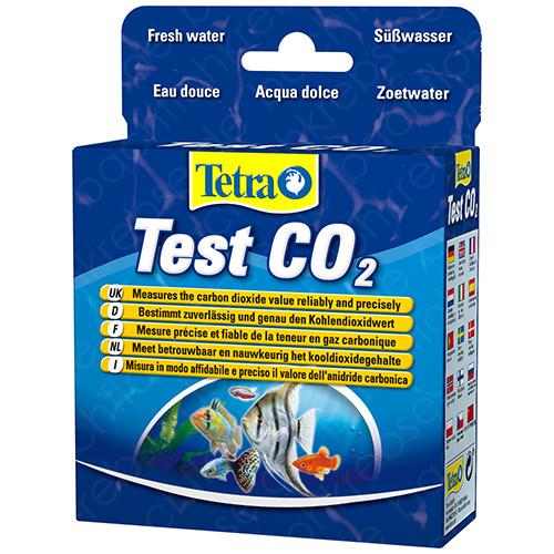Tetra CO2 Kohlendioxid Test