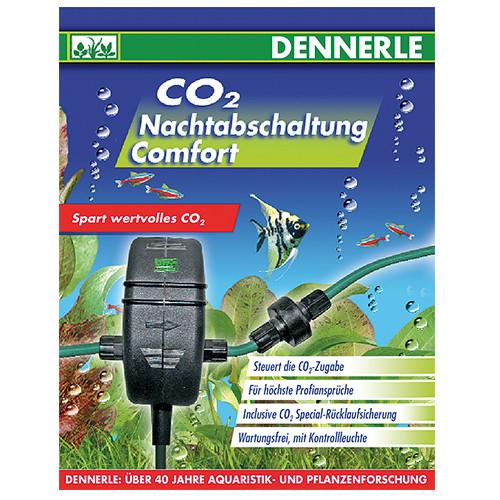Dennerle CO2 Nachtabschaltung Comfort mit Zeitschaltuhr