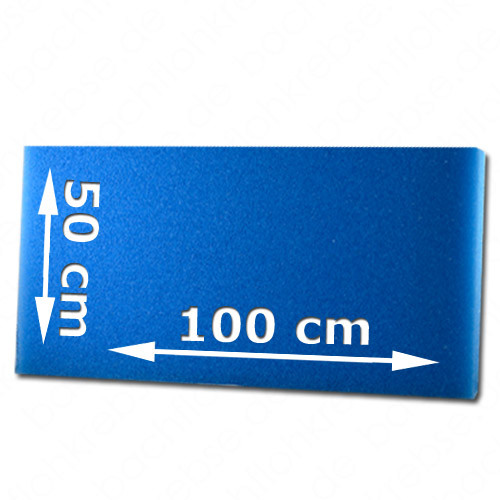 Filterplatte Contour 100x50x5 cm