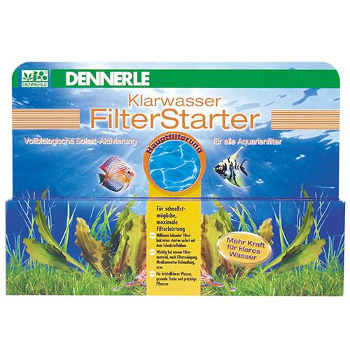 Dennerle Klarwasser FilterStarter, 50 ml