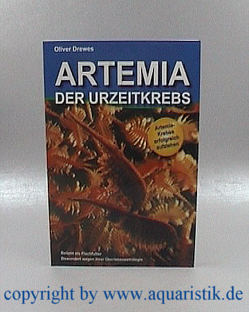 Buch, Artemia der Urzeitkrebs