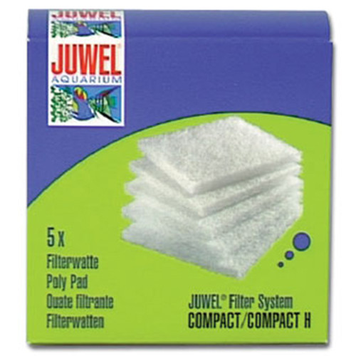 Filterwatte Juwel Compact 5er / Bioflow 3.0