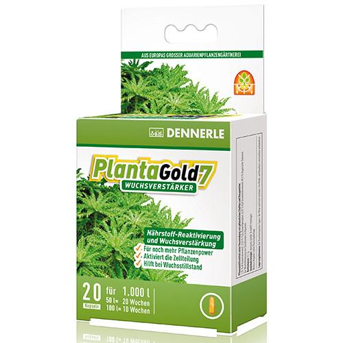 Dennerle PlantaGold 7 - Wuchsverstärker - 20 Stück