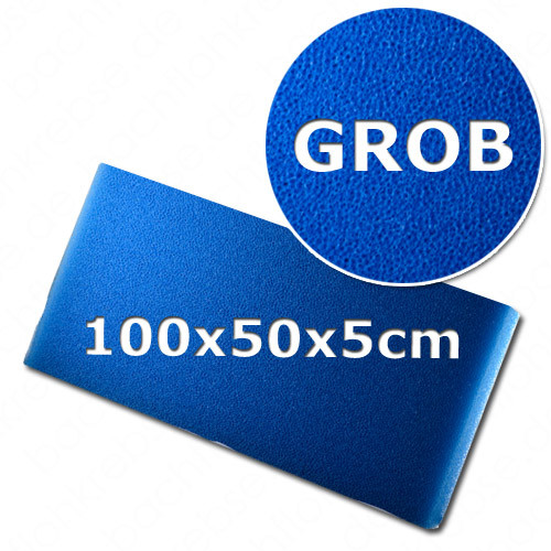 Filterplatte Selbstbau Grob 100x50x5 cm