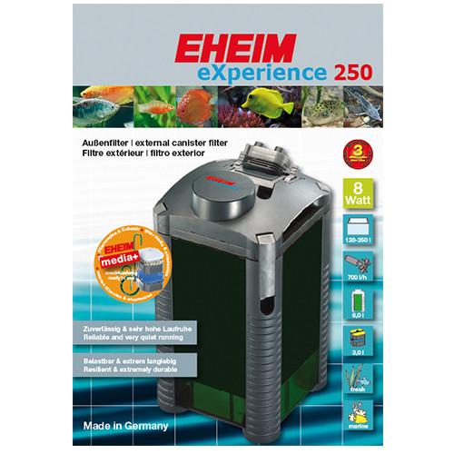 Eheim eXperience 250 / 2424 Außenfilter