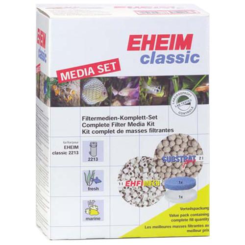 Filtermedien Set für Eheim Classic 250 / 2213
