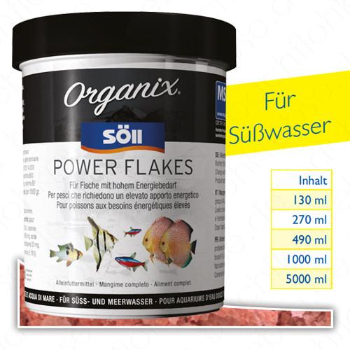 Söll Organix Power Flakes MSC
