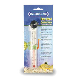 Thermometer Glas II Easy Read
