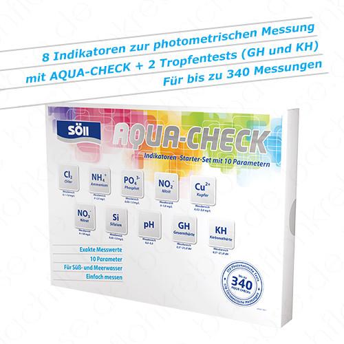 Söll Aqua-Check Indikatoren Starter Set