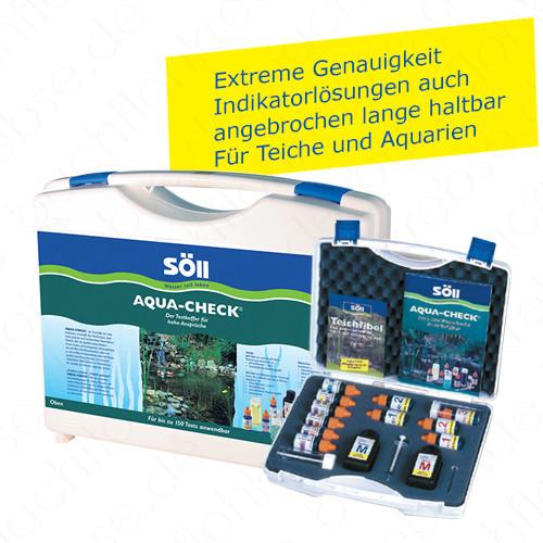 Söll Aqua-Check Koffer - Aquaristik