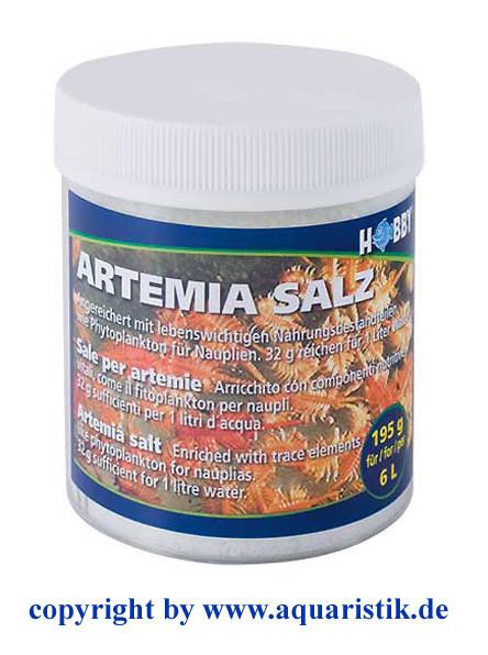 Artemia-Salz, 195 gr