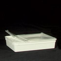 Transportbox weiß 2L