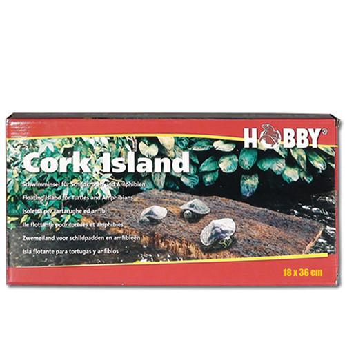 Hobby Turtle Island 2 25,5x16,5 cm Schildkröten Schwimminsel