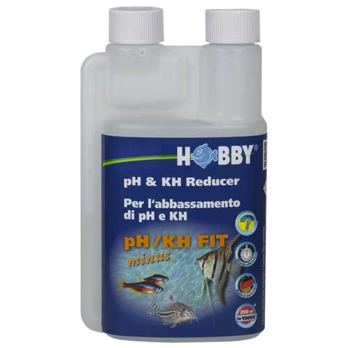 pH/KH Fit minus, 250 ml