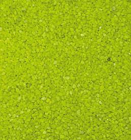 Zierkies Granulat, mintgrün