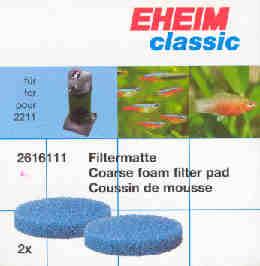 Classic Filtermatte 11er