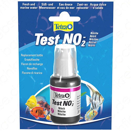 Tetra NO2 Test Nachfüllpackung 20 ml