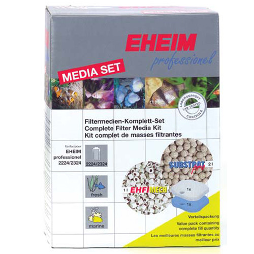 Filtermedien Set für Eheim Professionel 2224 / 2324