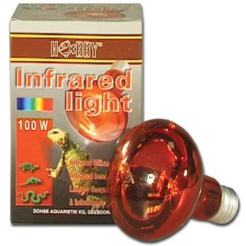 Infrared Light Infrarot Wärmelampe 75 Watt