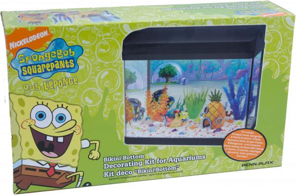 SpongeBob Dekorationsset