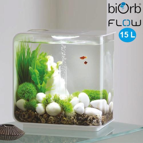 biOrb Flow 15 Liter mit Samuel Baker Spanish Dancer