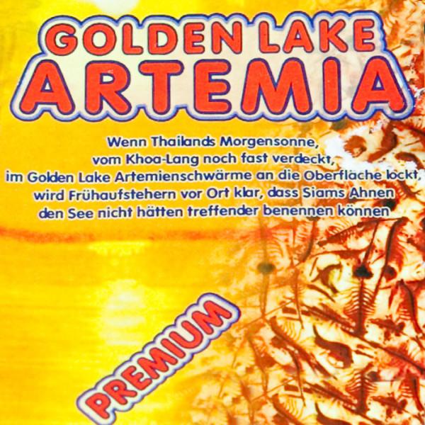 """Artemia """"Golden Lake"""" (Salinenkrebse) 200g Frostfutter"""
