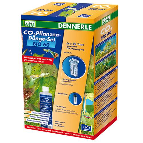 Dennerle C02-Pflanzen-Dünge-Komplett-Set Bio 60