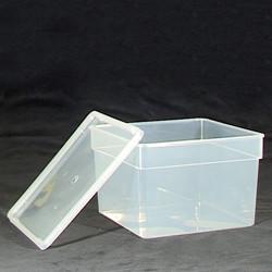 Transportbox mit ganzem Deckel 3L