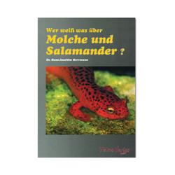 Wer weiß Was über Molche & Salamander