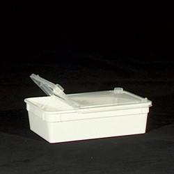 Transportbox weiß 0,8L