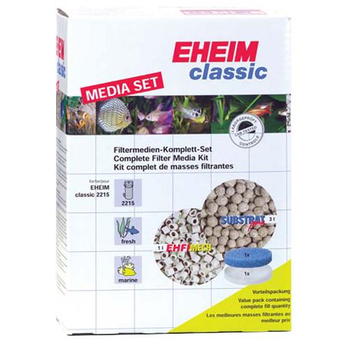 Filtermedien Set für Eheim Classic 350 / 2215