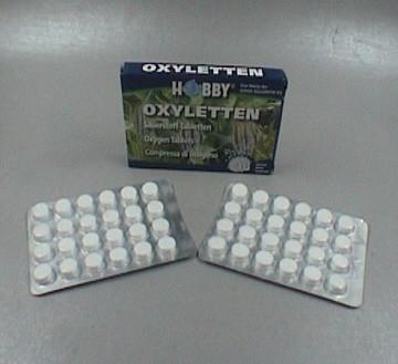 Oxletten Sauerstofftabletten