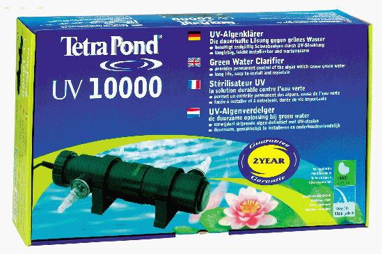 Algenklärer UV 12000