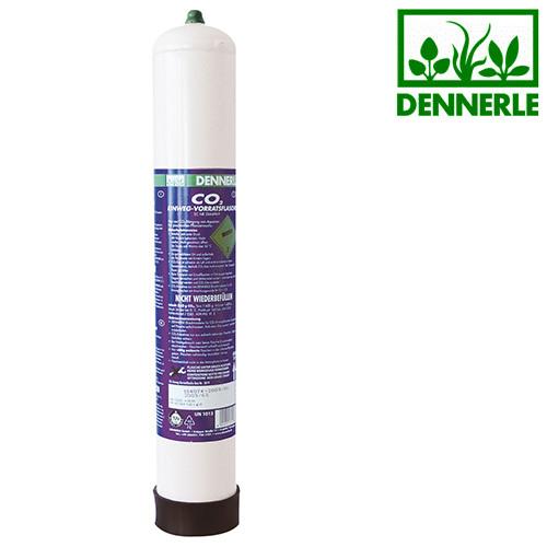 Dennerle C02 Einweg-Vorratsflasche 850 gramm