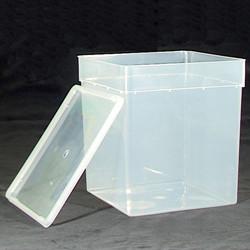 Transportbox mit ganzem Deckel 5,8L