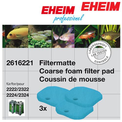 Eheim Filtermatten für eXperience und professionel Außenfilter