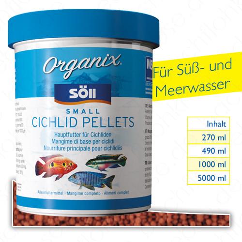 Söll Organix Small Cichlid Pellets MSC